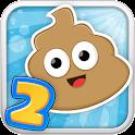 Farting Poo Story - Stinky Pou icon