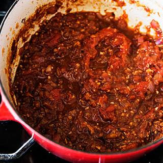 Horseradish Chili Sauce
