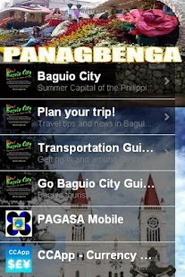 Baguio City App- screenshot thumbnail