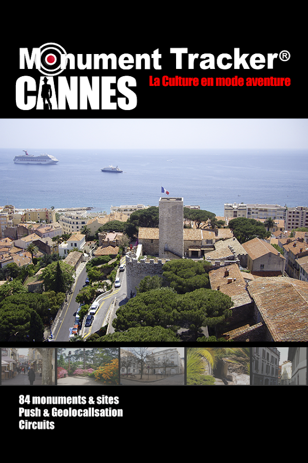 Cannes Tracker - screenshot