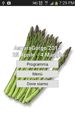 Asparagorgo
