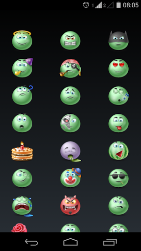 plus emoticons