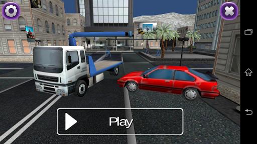 拖车模拟3D