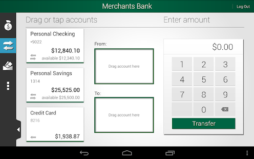 Merchants Bank - screenshot thumbnail