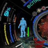Iron Man Jarvis HUD