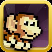 CosmyChimp: Flappy monkey bird