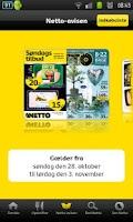 Screenshot of Netto