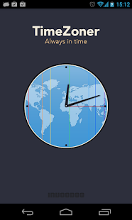 TimeZoner: Time Zone Converter - screenshot thumbnail