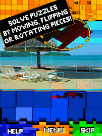 Puzzled Lite - Infinite Puzzle Screenshot 2