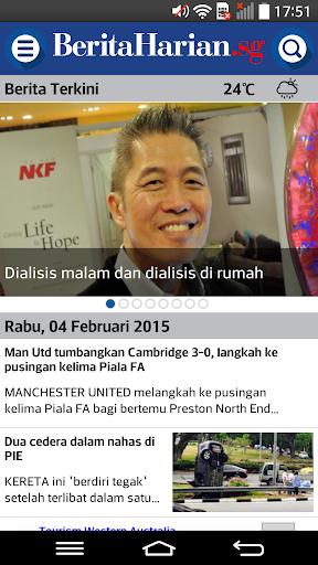 Berita Harian.sg