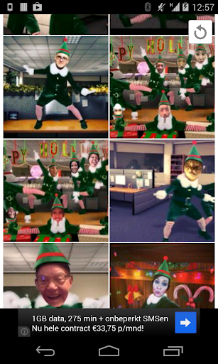 Elf Yourself Viewer