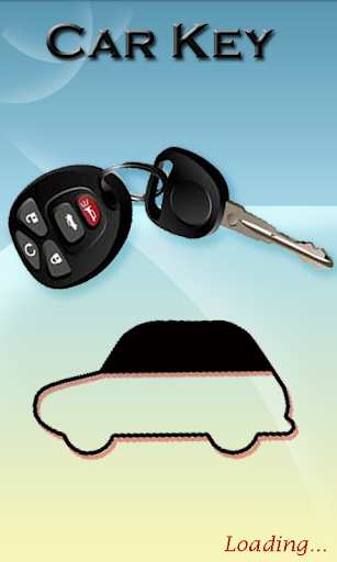 Car Security Key