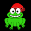 A Frog Game Christmas Edition logo