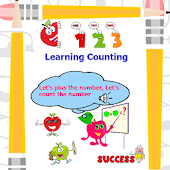 Counting numbers english kids