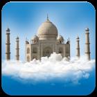 Taj Mahal Fond d'écran Animés icon