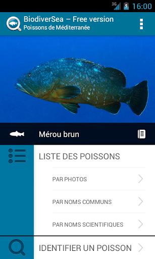 BiodiverSea - free version