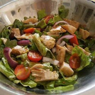 Honey and Balsamic Salad Recipe