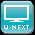 U-NEXT:映画/ドラマ/アニメ-日本最大級の動画アプリ icon