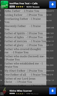 1000 Praise Offerings - screenshot thumbnail