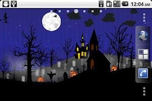 Screenshot of Halloween 2013 LWP