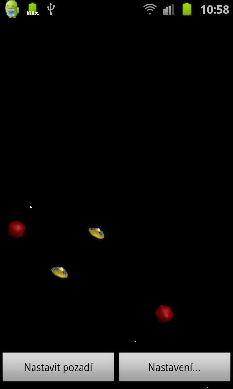 Destroy Aliens - Wallpaper- screenshot