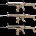 FN SCAR logo