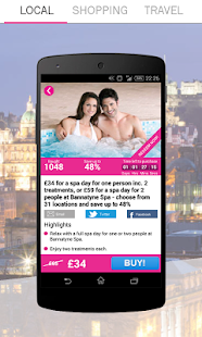 Wowcher – Deals & Vouchers - screenshot thumbnail