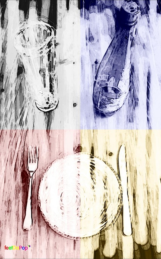feetDaPop DE: stylize images - screenshot