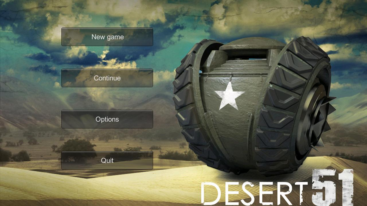 Desert 51- screenshot
