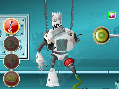 Robo Monster At Clinic- screenshot thumbnail