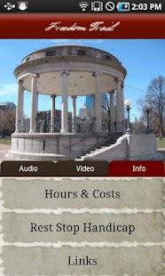 Tour Boston's Freedom Trail Screenshot 4