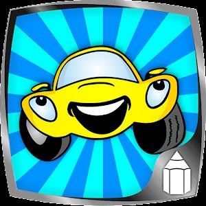 如何绘制超级跑车 家庭片 App LOGO-硬是要APP