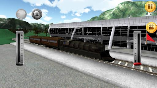 Railroad Sim 3D