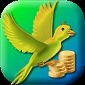Canarinho - Finanças icon