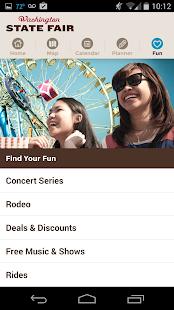 Washington State Fair- screenshot thumbnail