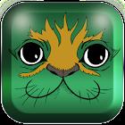 Animal Dark Tablet icon