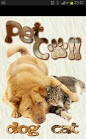 Screenshot of Pet Call