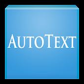 AutoText