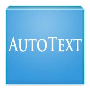AutoText for PC and MAC