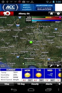 WALB 24/7 Weather - screenshot thumbnail