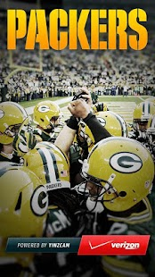 Official Green Bay Packers - screenshot thumbnail