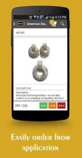Fashion Jewelry by Padmavati
