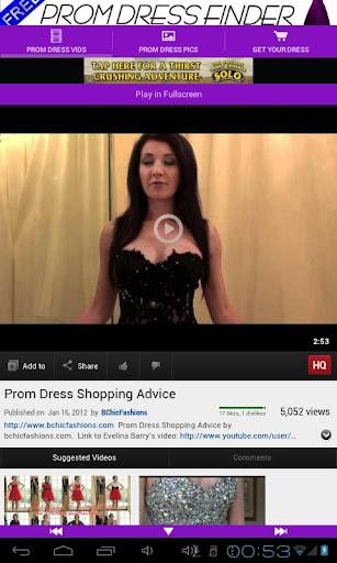 Prom Dress Reviews Free