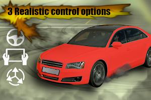 Screenshot of Donut Drift Racing