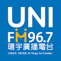FM96.7 UniRadio icon