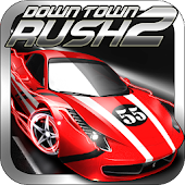Car Race : Down Town Rush 2 Android APK Download Free By Iyanagames