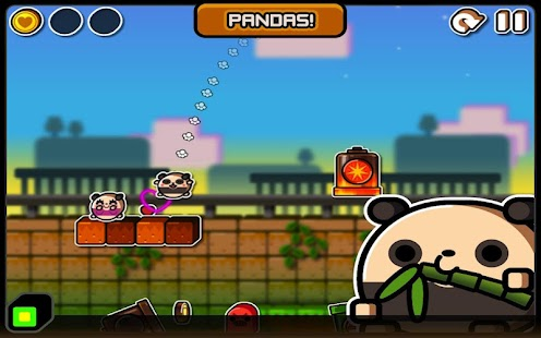 Land-a Panda - screenshot thumbnail