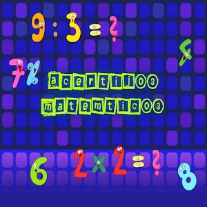 Acertijos matemáticos for Android