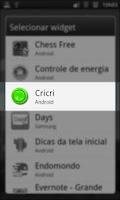 Screenshot of Cri cri