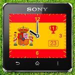 Watchface Spain (Sony SW2)